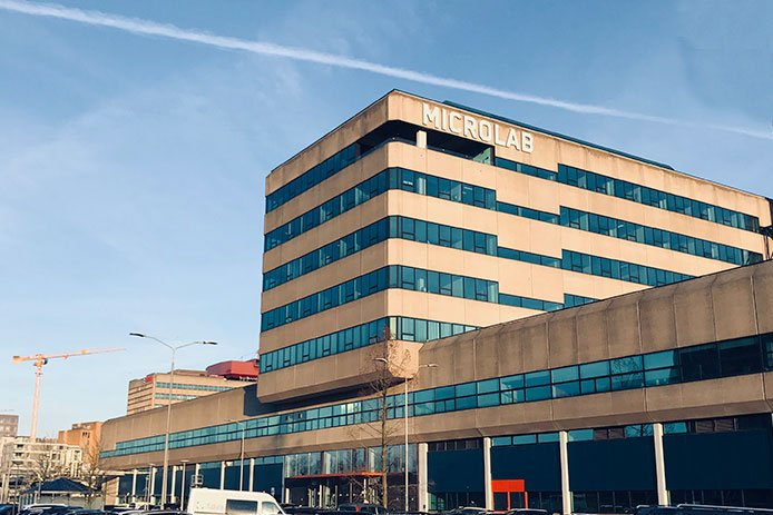 Professional Translation; Office the Netherlands, Eindhoven, Microlab
